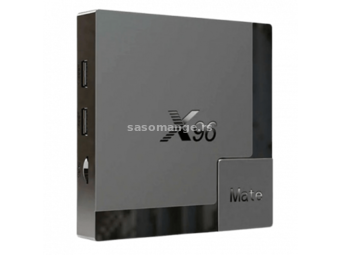 ANDROID BOX GEMBIRD GMB-X96 MATE