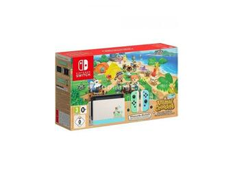Nintendo Switch Console Animal Crossing Special Edition 1.1