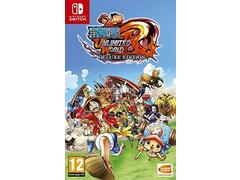 Switch One Piece Unlimited World Red - Deluxe Edition