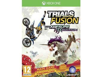 XBOXONE Trials Fusion The Awesome Max Edition