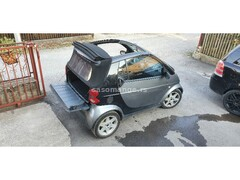 Smart FORTWO fortwo cabrio pulse 45 kW 45 kW, Kabriolet/Roadster vrata, {2}