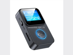 Mini MP3 Player Bluetooths 5.0 audio receiver adapter
