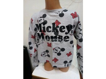 Mickey Mouse duks