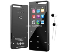 Camkpell K6 MP3/MP4 player/Voice recorder Bluetooth 2.0/3.0/4.0/5.0