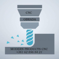 Modern products CNC